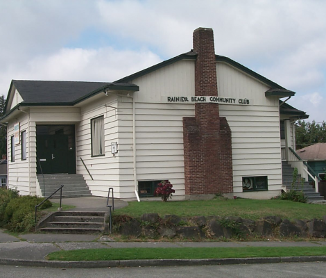 rainier beach community clubhouse
