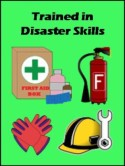 Add my Disaster Skills Training information to the NeighborLink Map