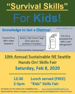 Event Flyer, Youth USSF Feb 8