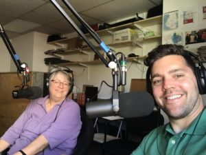 Cindi Barker and Jeffery Schulman start the podcast